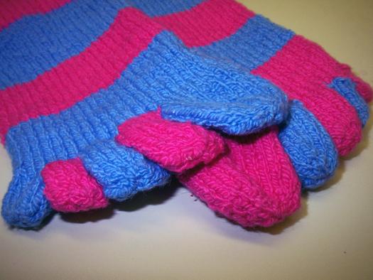 Toe Up Crochet Socks ? Crochet Club